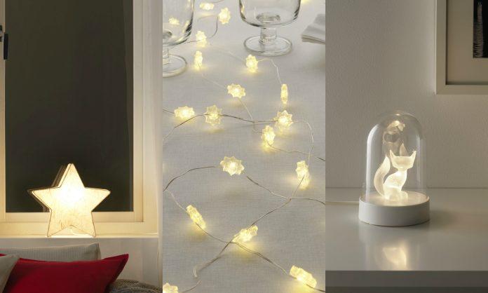 ikea predstavlja prekrasnu kolekciju blagdanskog dekora za dom. Black Bedroom Furniture Sets. Home Design Ideas
