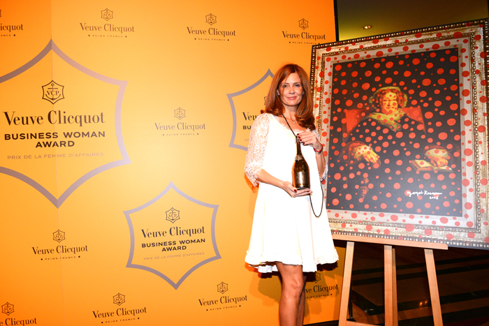 veuve cliquot business women award