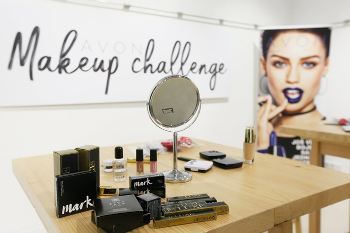 avon make up challenge