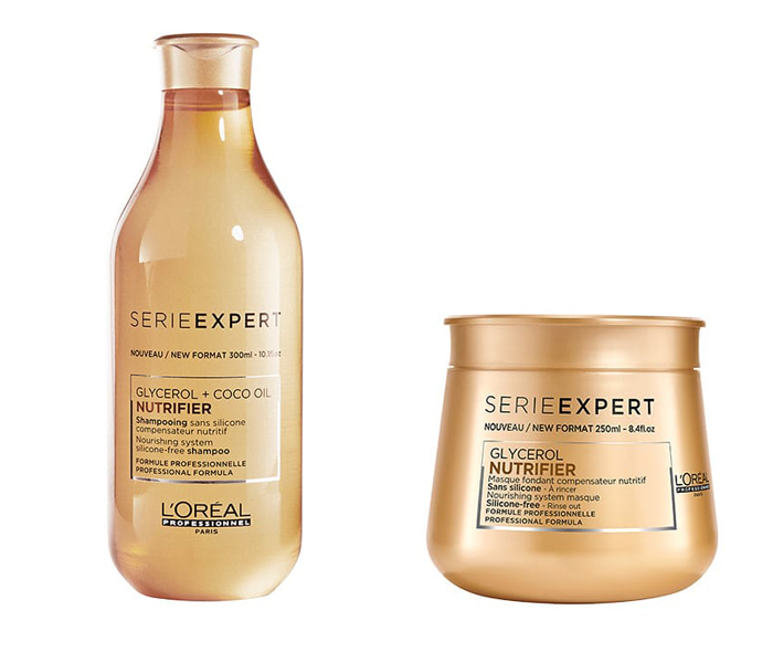 loreal professionnel nutrifier