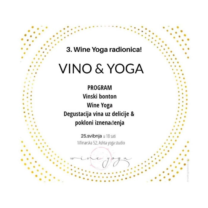 darija kovacevic wine yoga