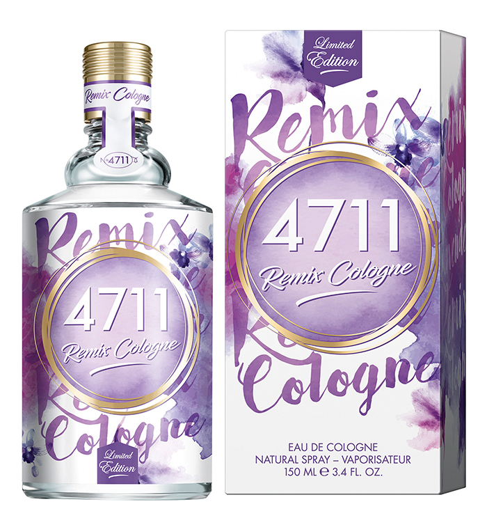 4711 remix cologne lavanda