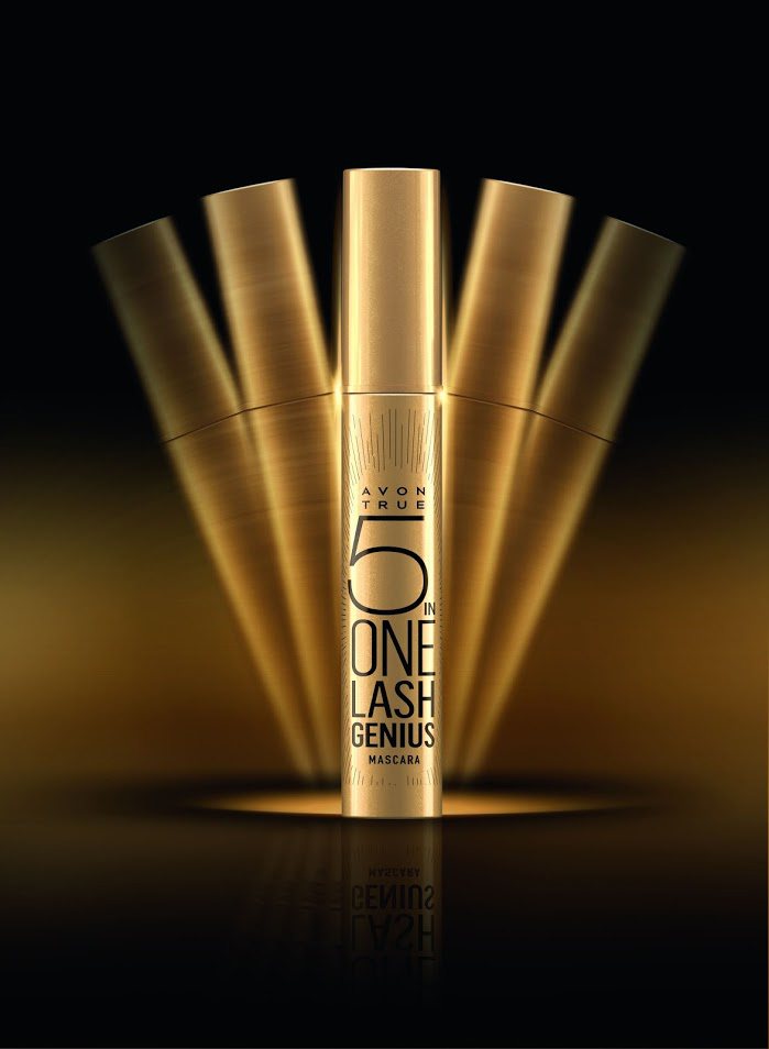 avon true 5 in one lash genius