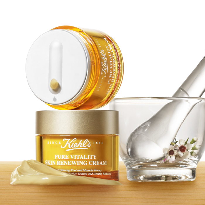 kiehls pure vitality skin renewing