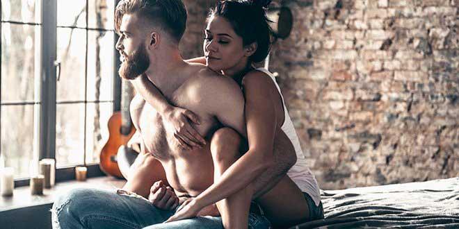 masaža za bolji seks