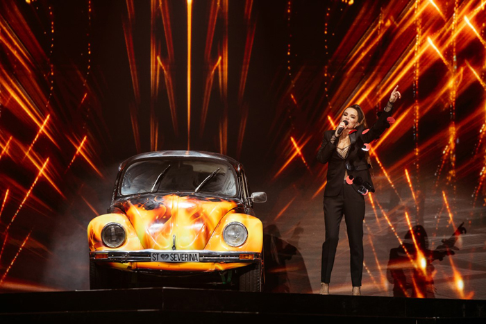 severina the magic tour