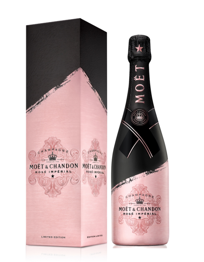 limited edition moet chandon