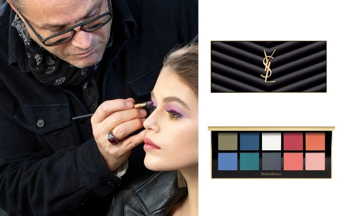 ysl beaute couture colour clutch palette