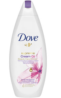 dove supreme creme oil