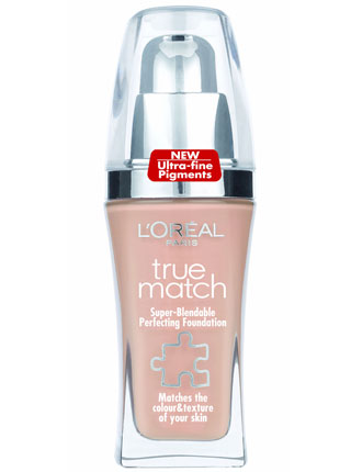 loreal true match tekuci puder
