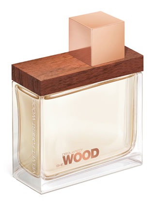 velvet forest wood dsquared2
