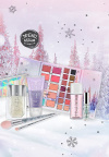Into the snow glow: svjetlucava essence make up čarolija