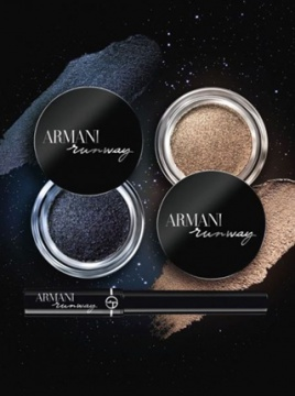 Odličan party make-up u novoj kolekciji Giorgio Armani Beauty