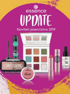 essence noviteti za make up igre bez granica